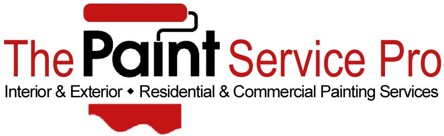 The Paint Service Pro logo